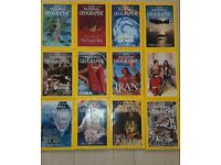 National Geographic Magazine 12 issues - Year 1999