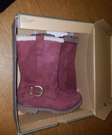Timberland Nellie Boots size 5