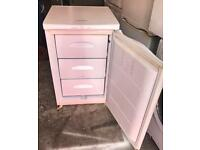 HOTPOINT SMALL FRONT FREEZER GOOD WORKING CONDITION, 3 MONTH WARRANTY