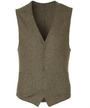 Nils Gilet - Slim Fit - Beige - 56