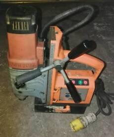 Alfa rotabest junior 75/50 magnetic drill 110v