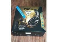 Turtle Beach PX24 Ps4 and Xbox One headset Rrp 69.99