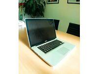 Used Macbook Pro 5,3 (model A1286) Intel Core 2 Duo, 2.8 GHz, 4GB Ram