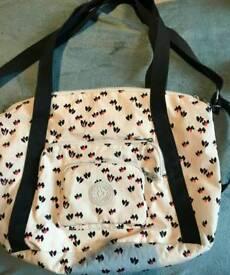 Brand New Genuine Kipling Anniversary Aala Extra Large Shoulder Bag