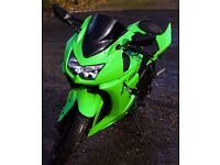 Kawasaki Ninja 250 250r, LOW MILES 7900, Heated Grips, Datatool Alarm, Beowulf Exhaust, Seat Cowl