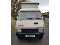 RENAULT TRAFFIC HOLDSOWRTH ROMANCE POP TOP CAMPERVAN