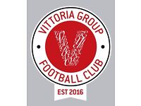 Vittoria Group FC Looking for Players for 17/18