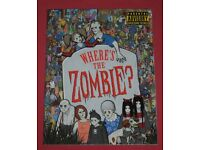 4 'Zombie' Books (price for all)