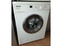 Miele 3204 Honeycomb drum 1300 spin washing machine