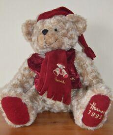 TEDDY BEAR HARRODS COLLECTABLE