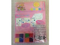 NEW Candy Crew Make Your Own Cards Stamper Set