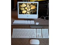 All inclusive IMAC 4,1 (including wireless keyboard and mouse)