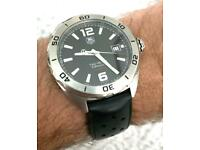 TAG HEUER F1 AUTOMATIC CAL 5 WAZ2113 PRE-OWNED TAG BOXED AND RECENTLY SERVICED.