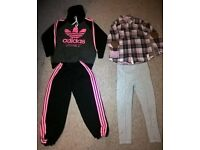 girls clothes bundle age 8-9 years