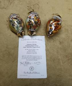 3 Premier collectable Illusive Wings Porcelain Ornaments Kingston Kingston Area image 4
