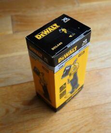 DeWalt 18V XR Lithium-Ion Body Only Cordless Torch - Brand New