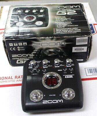 ZOOM G2 Guitar Effects Pedal comprar usado  Enviando para Brazil