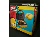 THE SIMPSONS DOUGHNUT MAKER BRAND NEW**