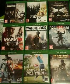 Xbox one bundle £10 a game not sold separately