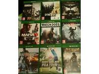 Xbox one bundle £11.11p a game not sold separately