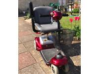 Mobility Scooter ( folds up) £475 ONO in Warmley Bristol