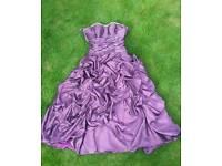 Event's evening gown (needs new zip)