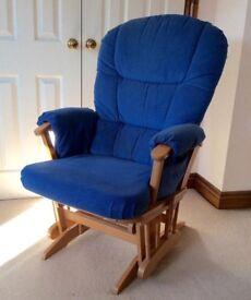 Nursing chair £40