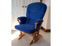 Nursing gliding chair £50