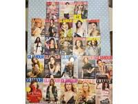 UK edition Glamour Magazine