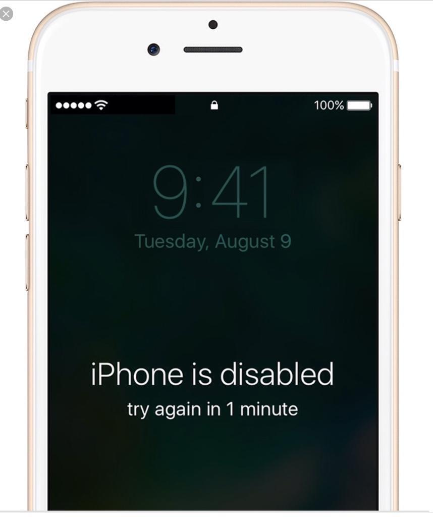 Unlock iPhone locked to a network