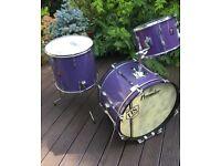Vintage Premier Drum set 1970s