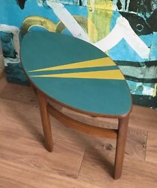 Nathan Style 60's Teardrop Coffee Table
