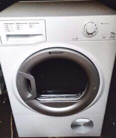 Hotpoint style 7.5kg condenser dryer