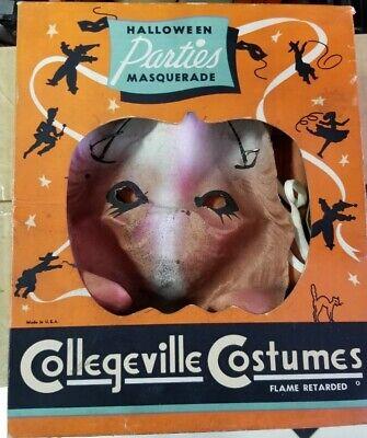 1950s Lassie halloween costume (Collegeville Child's) NEW