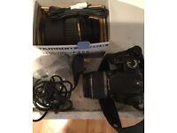 Canon EOS 400D bundle Spares or repair