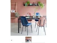 new dining table kitchen table black table 4 seater table modern table