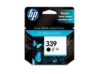 Original HP 339 Black Original Ink Cartridge (C8767EE) 1 only nearly half price changing printer
