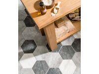 Topps Tiles - Bistro range
