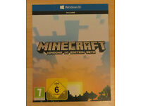 Minecraft Windows 10 Edition (PC only)