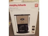 BNIB Digital filter coffee maker - kitchen
