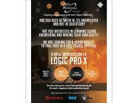 Free Music Production Lessons - Logic Pro x lessons for beginners