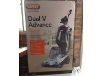 Vax Dual V Advance Reach Carpet Cleaner - BRAND NEW BOXED AND SEALED