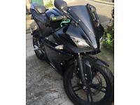 Incredible Yamaha R125 YZF Cheap!!!
