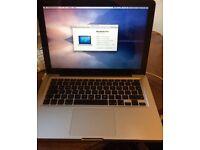 "Apple MacBook Pro 13.3"" (October, 2011) 2.4 GHz Intel Core i5 4GB RAM CD Drive *FAULTS* £220 ONO"