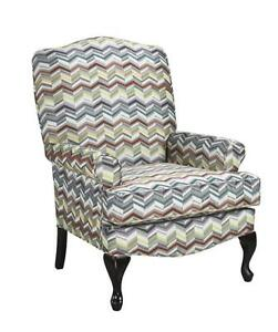 CANADIAN MADE ACCENT CHAIRS MEGA SALE (AD 338)