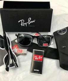 New rayban sunglasses everything in picture