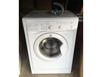 Indesit IWB 6113 Washing Machine with good eco rating.