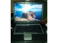 Dell latitude D531 Laptop, Dual Core 1.9Ghz, 4GB RAM, 320GB Hard Drive