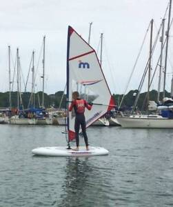 Windsurfer, Kayak, Wakeboard, Swim Platform, Sun Lounge