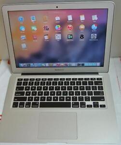"Apple MacBook Air 13"" i5 1.6GHz 8GB 120SSD Year 2015 Applecare Warranty"